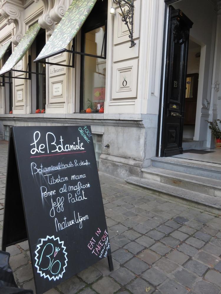 Le Botaniste, Ghent