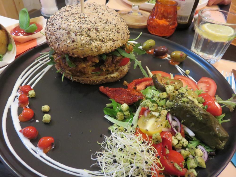 burger Thriller, 16,50€