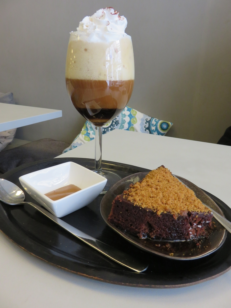 dessert: