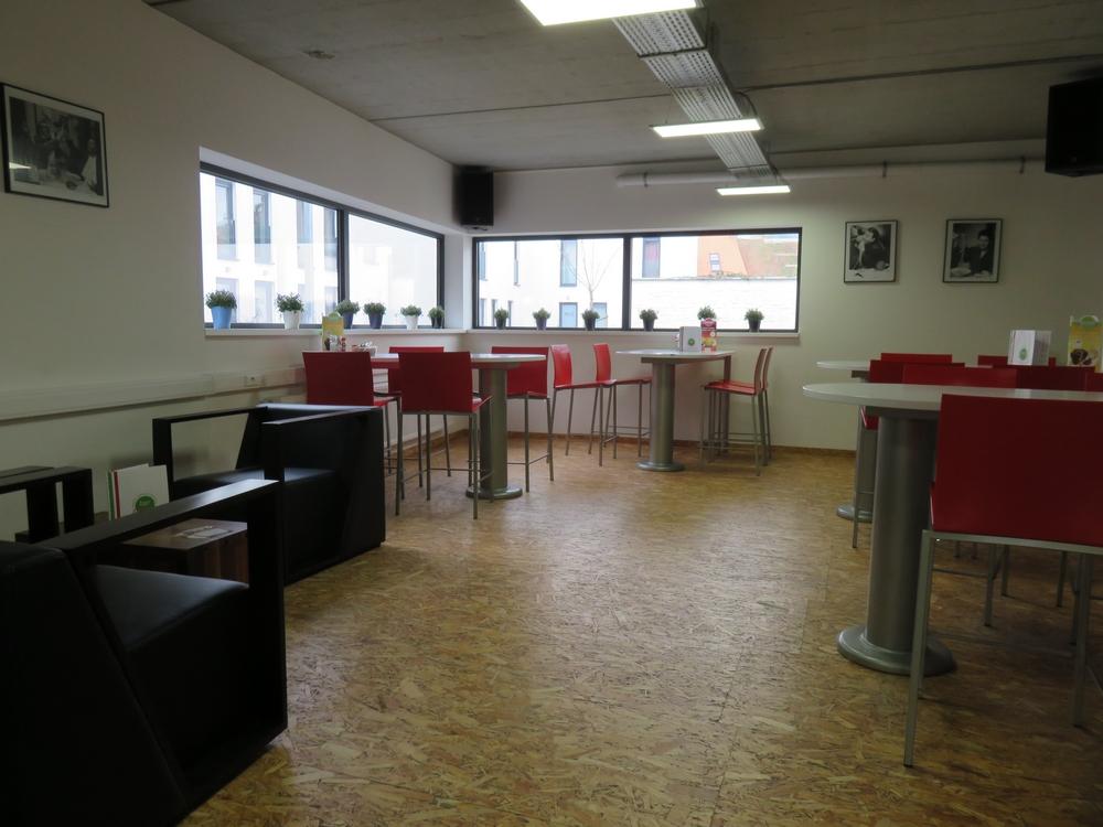 Bar Italiano Ghent, interior
