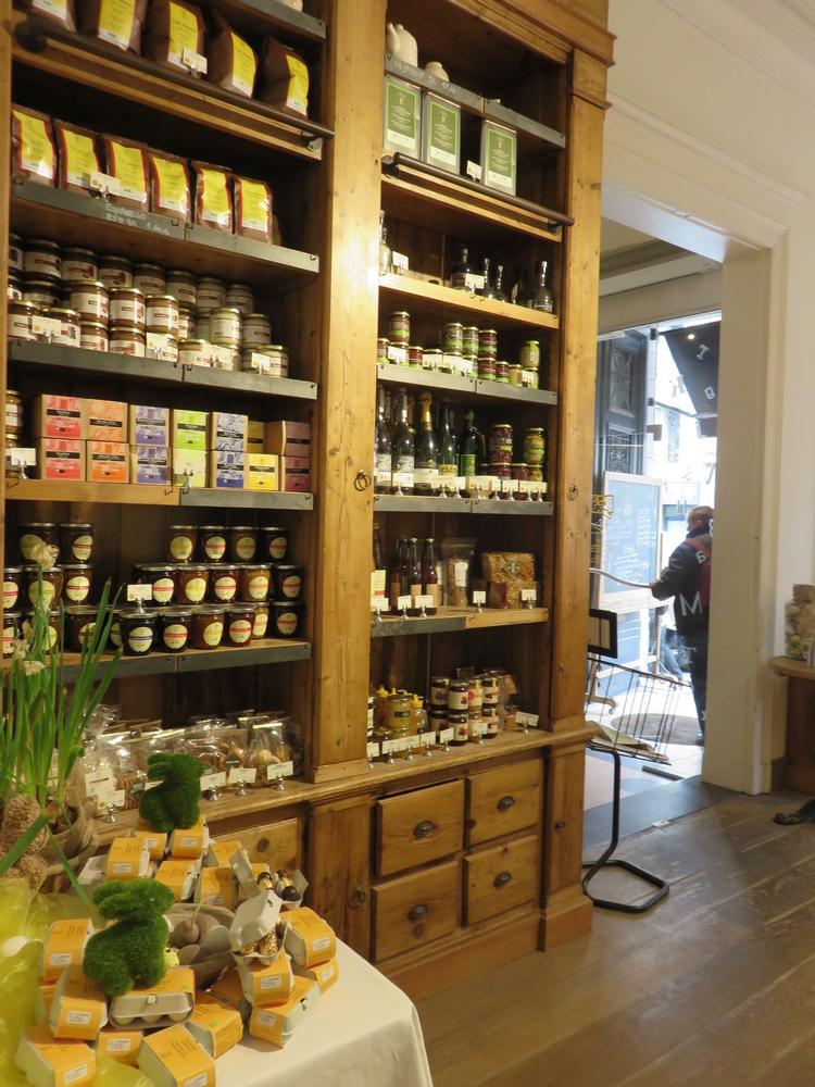 le Pain Quotidien, bakery - shop
