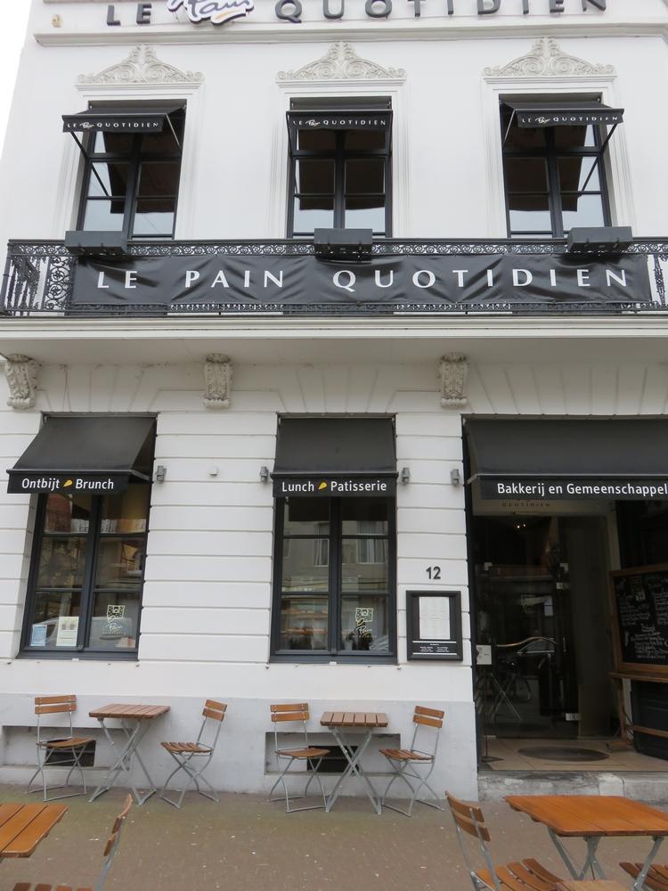 Le Pain Quotidien, Hasselt