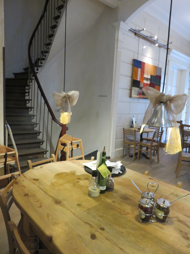 Le Pain Quotidien, Hasselt, interior