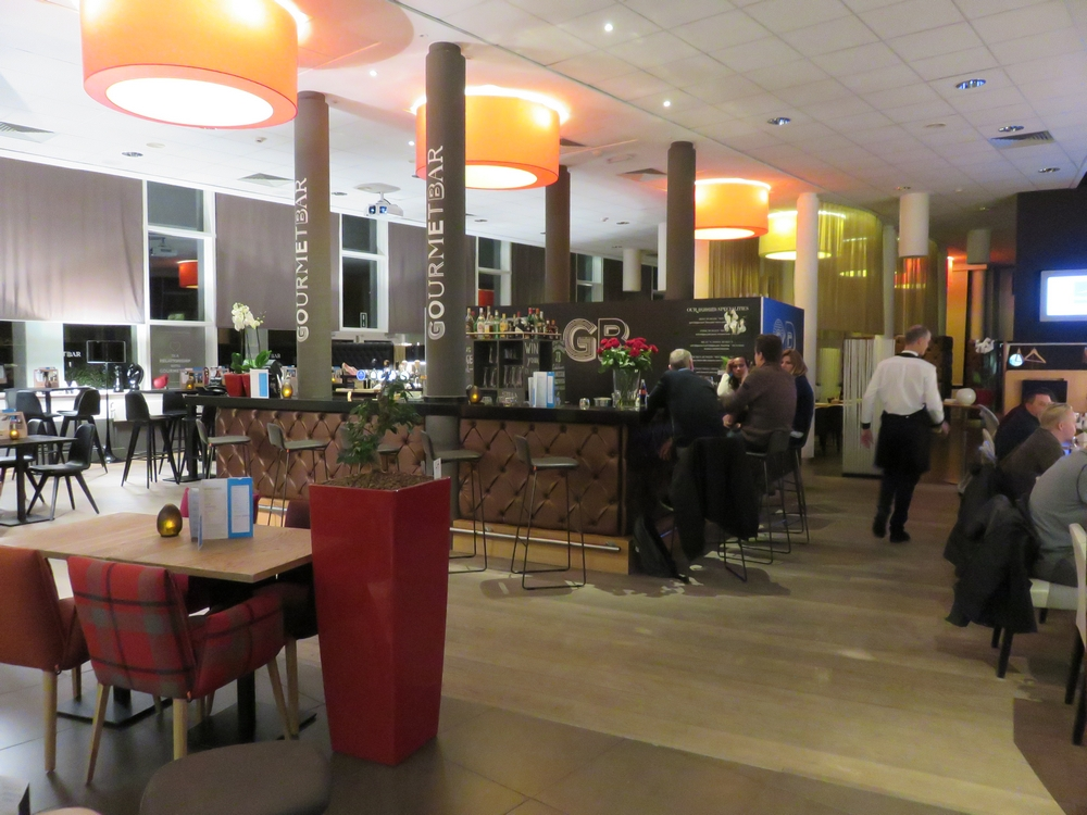 Novotel Bruges, bar and restaurant