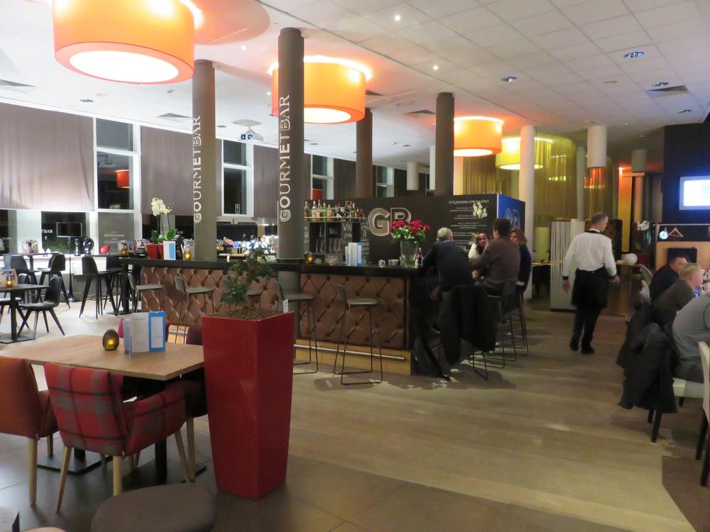 Novotel Bruges, bar and restaurant