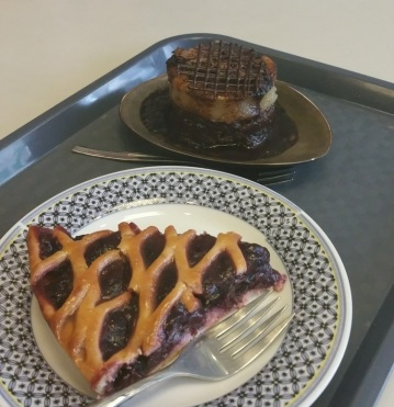 our desserts from a quick stop at Vegaverso, some months prior. These were delicious!