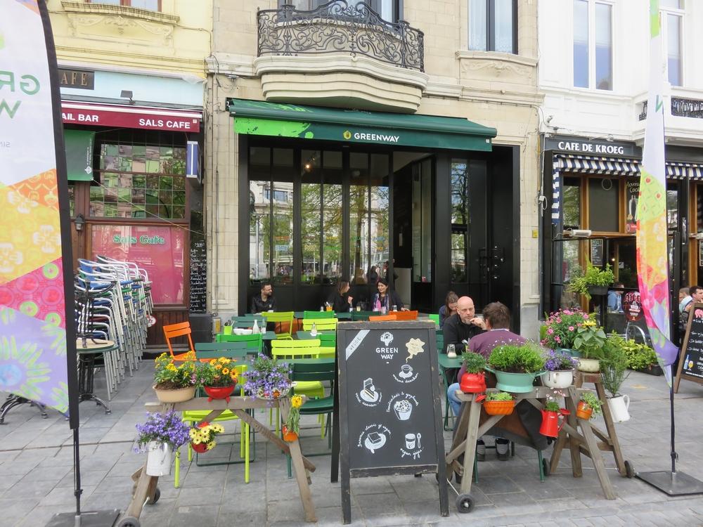 Greenway, Antwerp