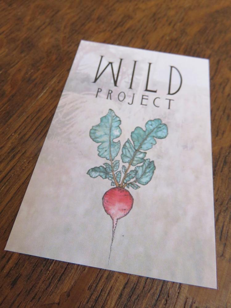 Wild Project, Antwerp