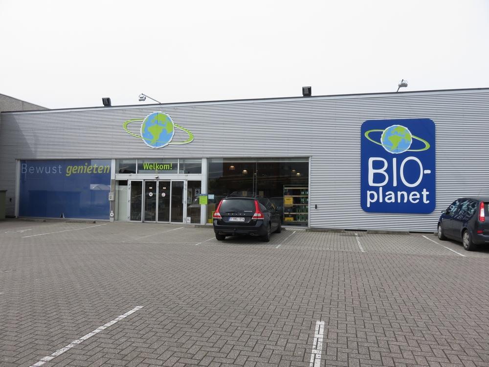 Bioplanet, Bruges