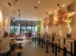 Greenway Louvain, interior