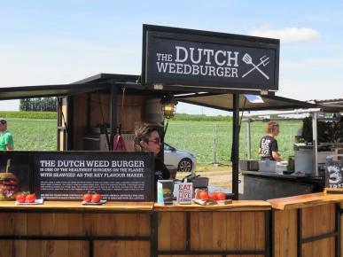 The Dutch Weedburger