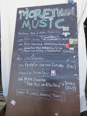 More than Music schedule