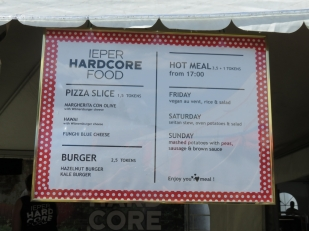 Ieper Hardcore Food