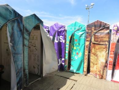 Ieperfest, toilets