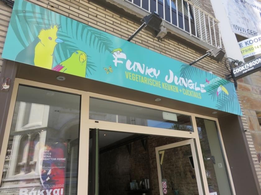 Funky Jungle, Mechelen