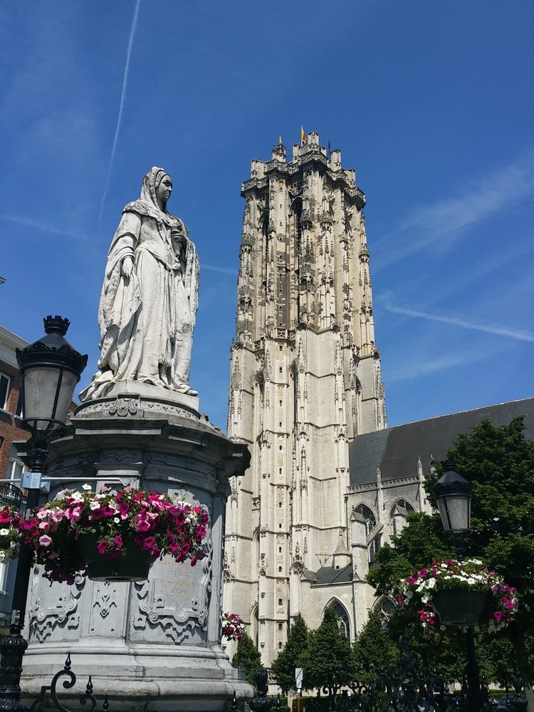 St Rumboldstower, Mechelen