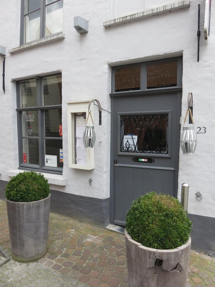 Toms' Diner, Bruges