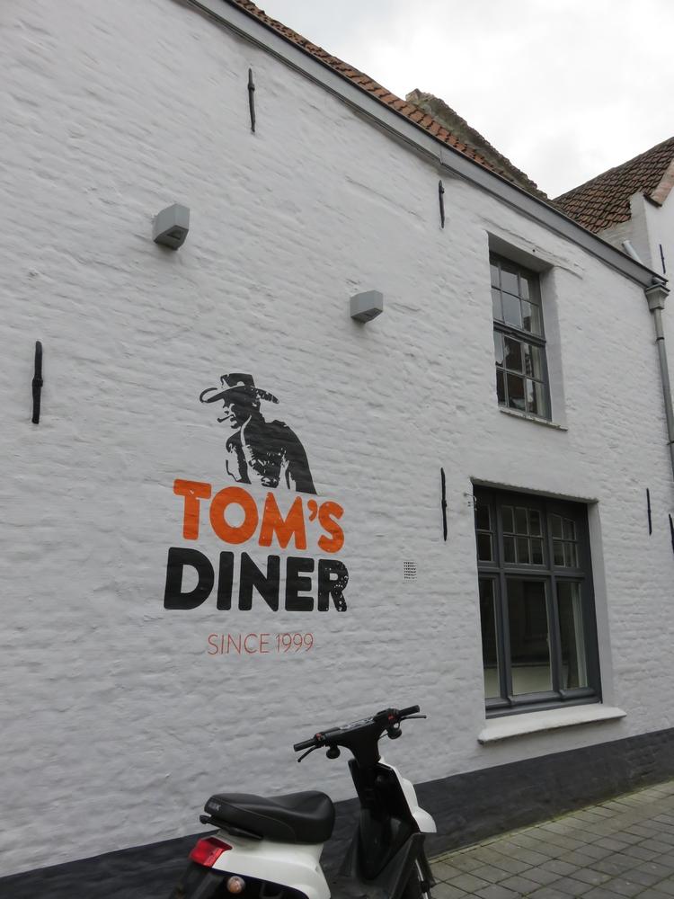 Tom's Diner Bruges