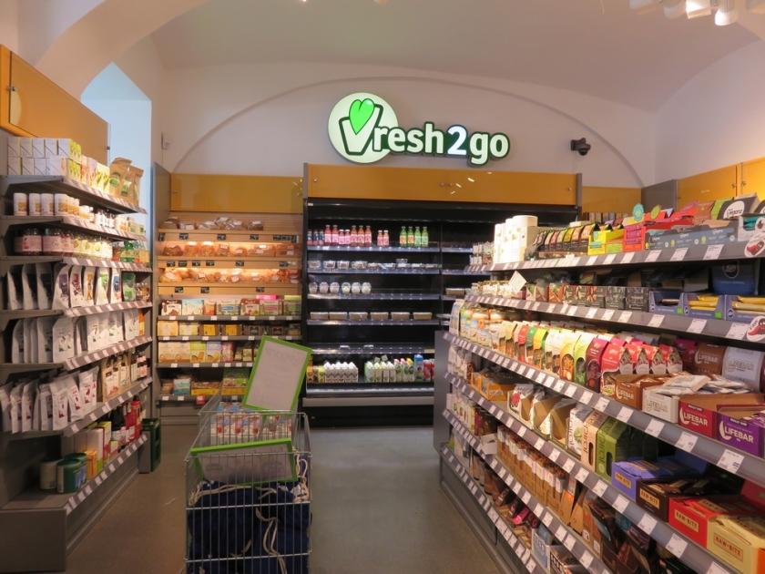 Veganz, Vienna