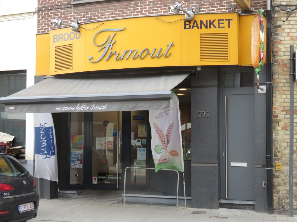 Bakery Frimout, Ghent