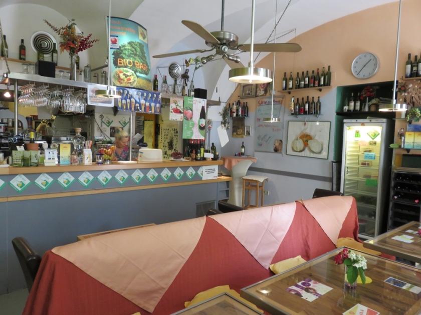 Bio Bar von Antun, interior