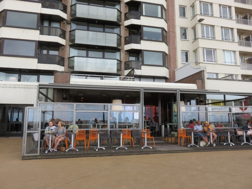 Botarga, terrace (Ostend)