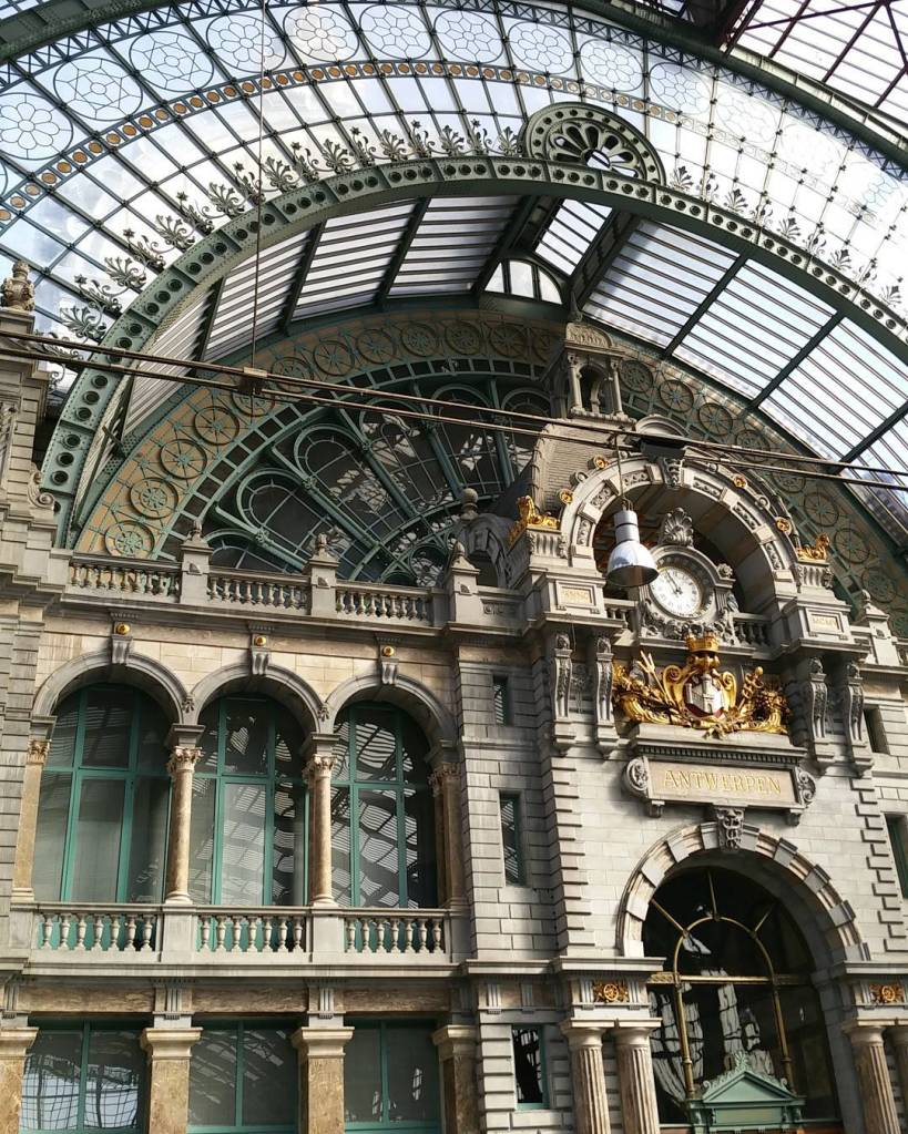 Central Station, Antwerp