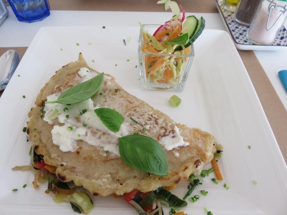 pancake, 14,50€