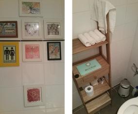 Toilet, Roberto Love and Food, Hasselt