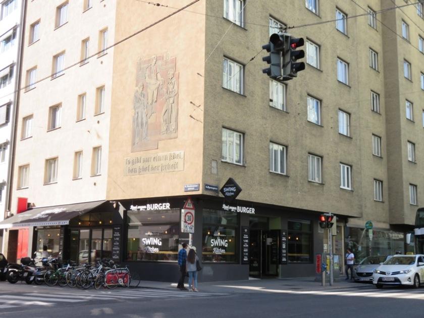 Swing Kichcen, Operngasse, Vienna