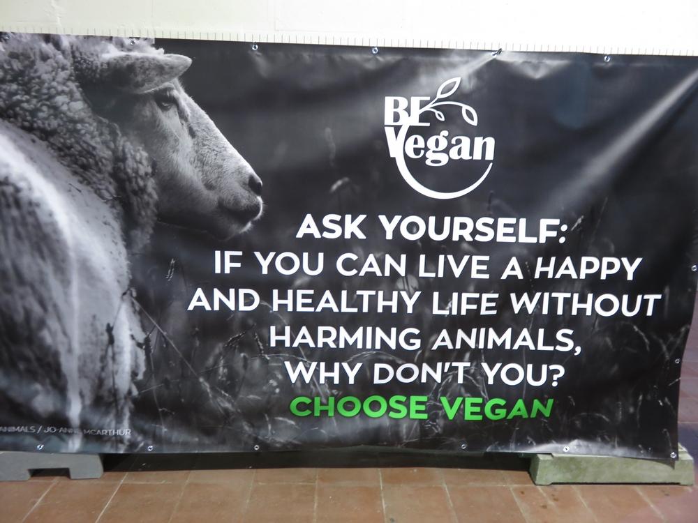 Choose Vegan, Vegan Summerfest, Ghent