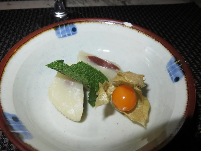 dessert, Amatsu, Ghent