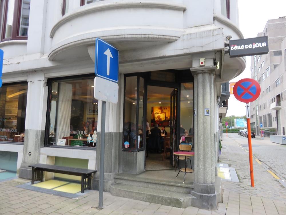Bistro Belle de Jour, Ostend