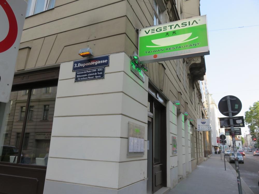 Vegetasia, Vienna