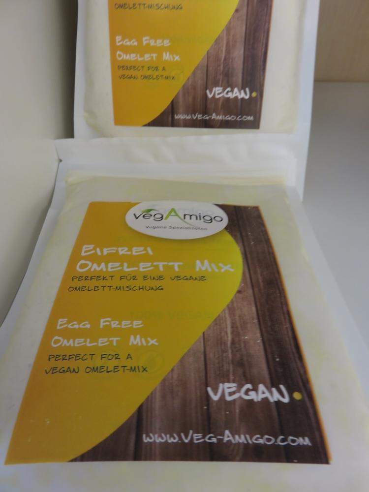 vegan omelet mix, Bakkerij Filip, Kuurne
