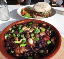 Our lunch at De Klein keuken, Kortrijk