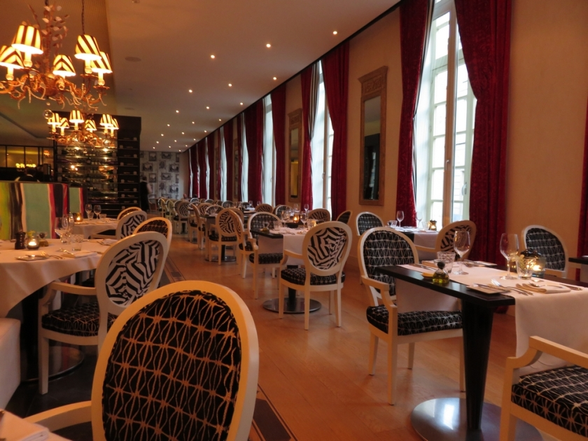 restaurant interior, Lof, Gent