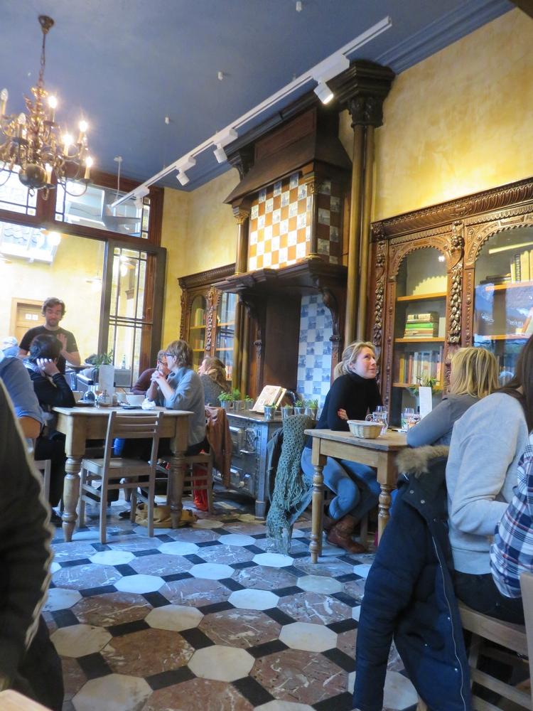Le Pain Quotidien, Bruges