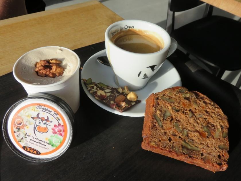 coffee and desserts, Noordeoever, Louvain