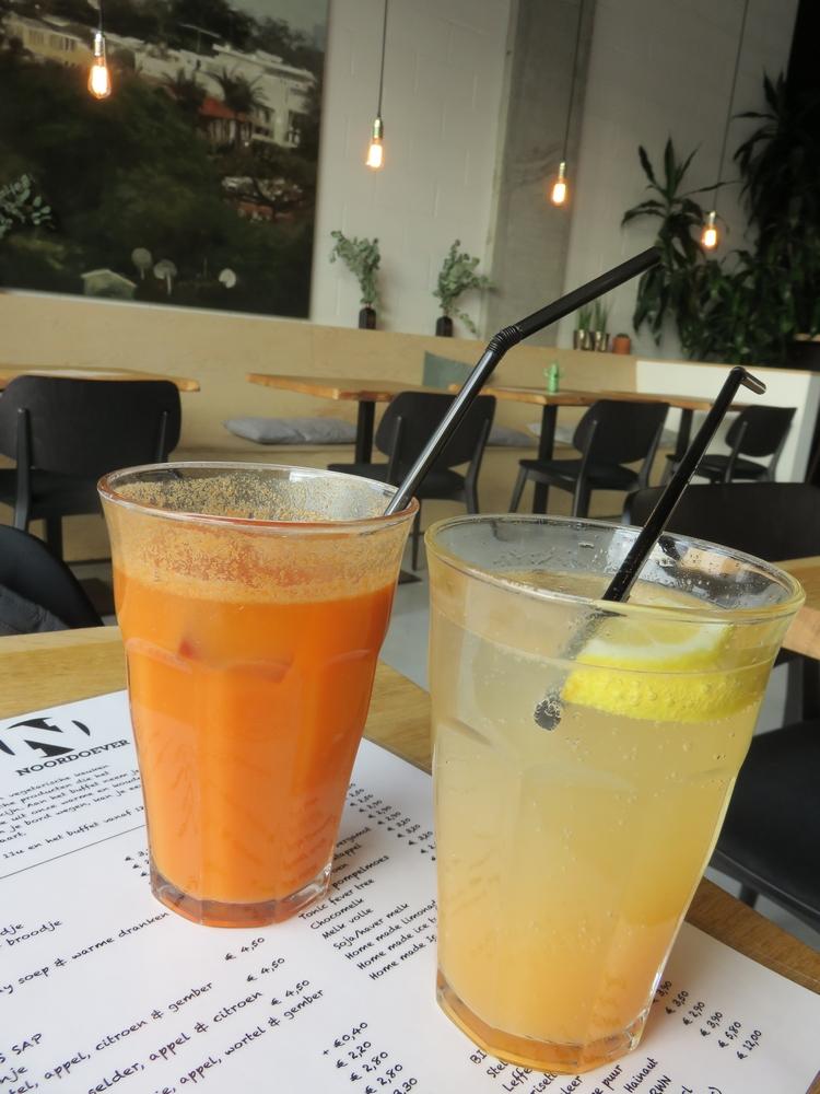 Fresh juices, Noordover, Louvain