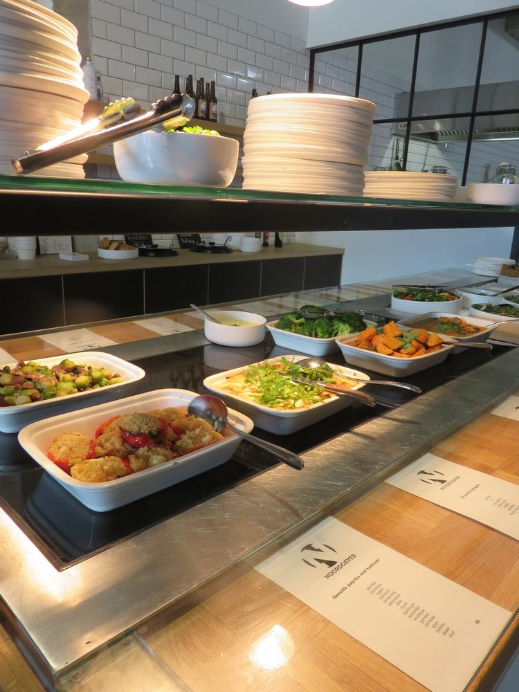 buffet, Noordoever, Louvain