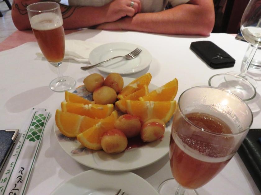 dessert, Xu's Cooking, Vienna