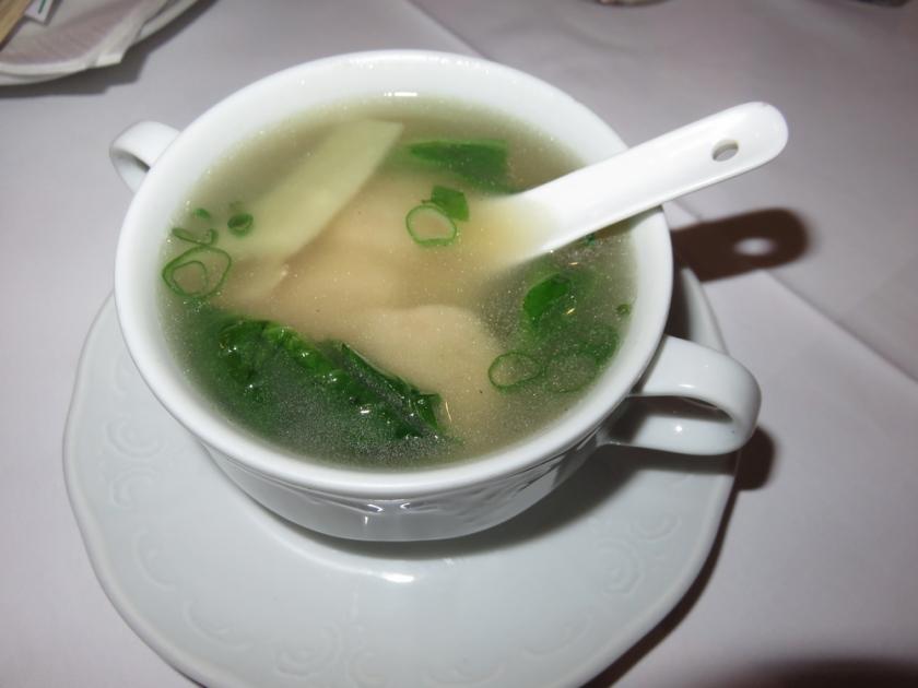 Soup, Xu's Cooking, Vienna