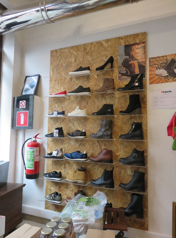 Goveg vegan shop, vegan shoes