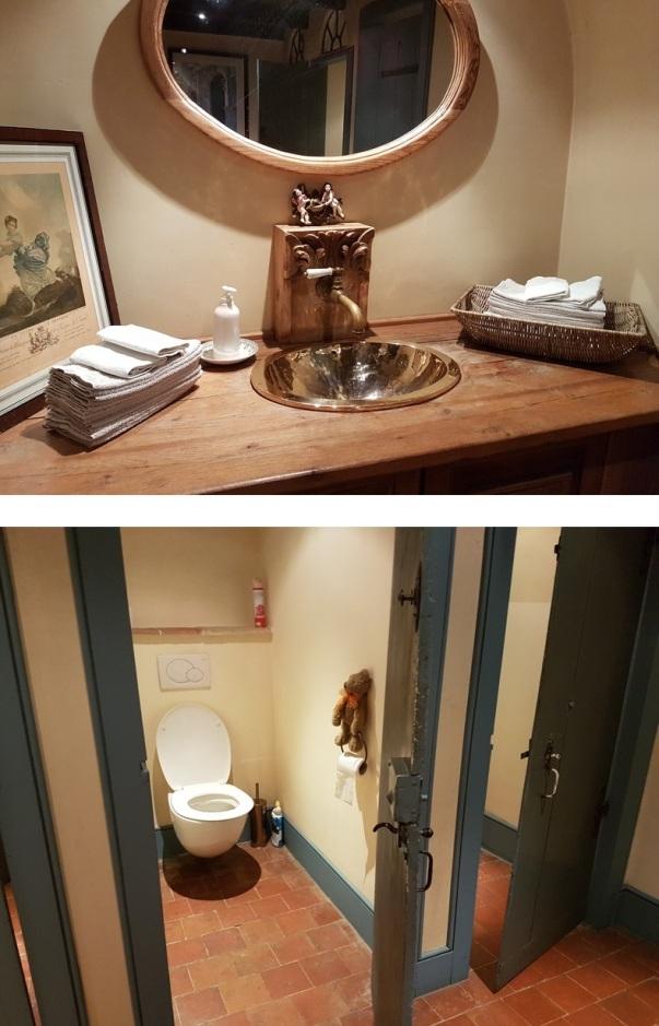 Toilets, 't Aards Paradijs, Nevele