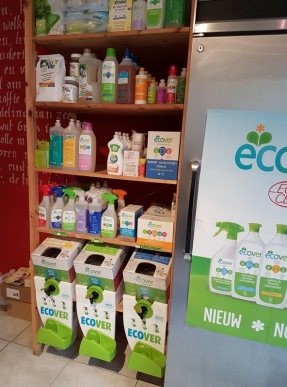 cleaning products, Vier de Seizoenen, Bruges