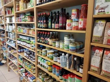 sauces, etc Vier de Seizoenen, Bruges