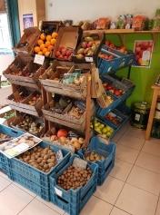 fruits and vegetables, Vier de Seizoenen, Bruges