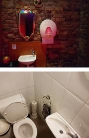Toilets at Noorderhuis, Roeselare