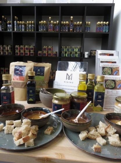 Migino (oils), Veggieworld
